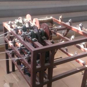 Станки для производства кладочной сетки