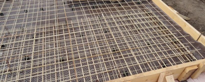 Применение стеклопластиковой арматуры в строительстве дома